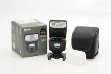 Nissin i40 Compact Flash for Fuji Fujifilm Cameras                          #051