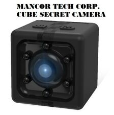 CUBE SPY CAMERA BY MANCOR TECH CORP. USA SELLER AND IMPORTER
