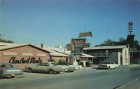 Postcard Travelers Motel Artesia New Mexico