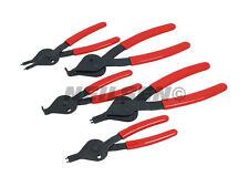5pc pliers C clip snap ring circlip cir internal external plier pinchers tool