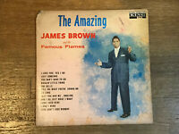 James Brown LP - The Amazing James Brown - King 743 Mono