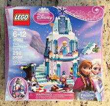 LEGO 41062 Disney Elsa's Sparkling Ice Castle, New In Sealed Box