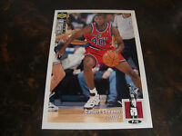 1994-95 Collector's Choice Basketball--Calbert Cheaney--Jumbo--5x7---NrMt---XHTF