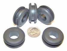 "5  MILITARY SPEC NEW BUDA N RUBBER GROMMET hole  1/2"" ID 1-1/16"" OD 7/16"" T"