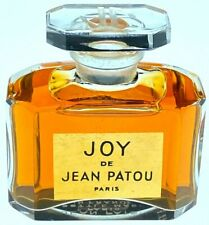 "Jean Patou Joy de Jean Patou 1 oz 100% Full ""E"" Bottle full of Parfum Extrat!"