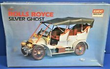 Academy-Minicraft 1/16 1907 Rolls Royce Silver Ghost    SEALED Kit 1514
