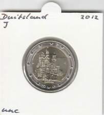 Duitsland 2 euro 2012 letter J UNC : Bayern