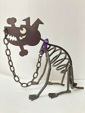 PartyLite Sticks Candle Holder Halloween Dog P8280