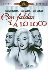 CON FALDAS Y A LO LOCO dvd