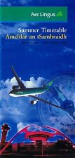 Aer Lingus Timetable  May 17, 1999 =