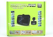 NEW THE ORIGINAL DASH CAM PLUS 1080P VIDEO Car DVR 4SK777 BLACK - Free Shipping
