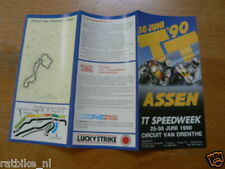 1990 FLYER DUTCH TT ASSEN 1990 GRAND PRIX,MOTO GP