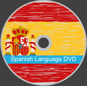 Learn how to speak SPANISH fluently for holidays IN 3 MONTHS - audio MP3 CD DVD