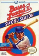 Bases Loaded II Nintendo NES For Nintendo NES Vintage Baseball 0E