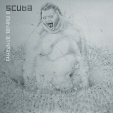 Scuba - A Mutual Antipathy CD Album Hotflush Recordings Dubstep