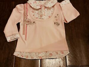 Baby girl blouse 6-9 months Next