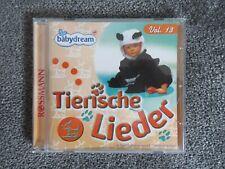 Kinder CD  Tierische Lieder Vol. 13