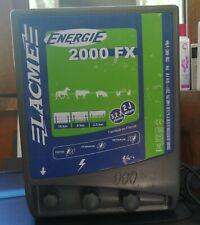 Lacmé 2000fx Electrificateur