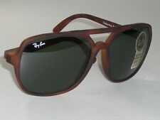 BAUSCH & LOMB RAY BAN TORTOISE TIMBERLINE II G15 TRADITIONALS SUNGLASSES NEW