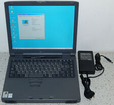 "14,1"" Laptop Notebook Toshiba Satellite Pro 4600 700MHz 40GB 256MB Win 98 SE XP"