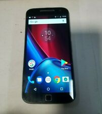 Motorola Moto G4 Plus 64GB(XT1644)- Black - GSM Unlocked- SEE BELOW