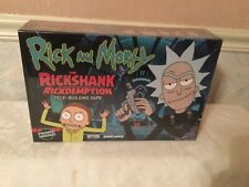Rick And Morty The Rickshank Redemption Deck Building Game NEW SEALED!