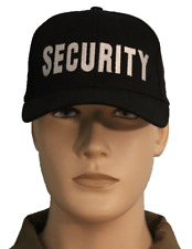 Casquette Security