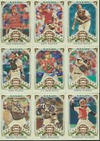 2020 Topps Allen & Ginter - Field Generals Inserts - Pick from List Qty Discount