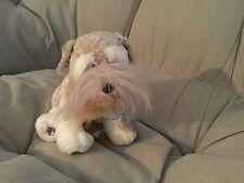 Webkinz New w/ Tag Secret Code Schnauzer Hm159 Plush Dog Stuffed Toy