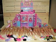 20 Puppen Barbie Steffi Love Petra Haus Motorroller Kleider Schuhe  Konvolut