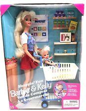 Barbie & Kelly Shoppin' Fun 1995 in Original Packaging - BRAND NEW!
