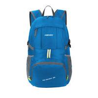 Waterproof Outdoor Sports Hiking Camping Travel Backpacks Daypack Rucksack Bags