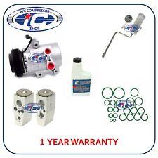 A/C Compressor Kit Fits Ford Focus 2008-2011 OEM DKS17D 97488