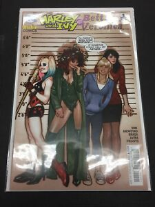 DC Comics & Archie Comics - Harley & Ivy Meet Betty & Veronica Issue #1