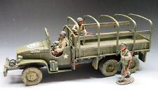 King & Country DD039 Deuce & 1/2, NEW from dealer, NEVER OPENED, Mint in Box!