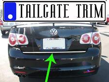 VW JETTA 2005 06 07 08 09 Chrome Tailgate Trunk Trim