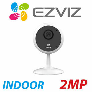 EZVIZ C1C WIFI Indoor Smart Home Security Camera White