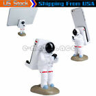 Astronaut Funny Cell phone stand for iPhone Desktop Holder Cute Tablet PC Mount