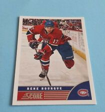 2013/14 Score Hockey Rene Bourque Card #261***Montreal Canadiens***