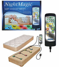 Turn ordinary mattresses into relaxing mattresses with massage. Night Magic