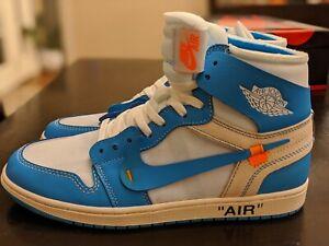 Air Jordan 1 Off White UNC Mens Size 11