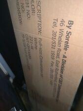 Sorelle 221-w White Full Size Conversion Kit