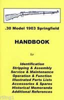 1903 Springfield 03 Springfield Takedown Manual Guide