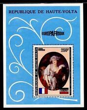 ALTO VOLTA - BF - 1973 - Europafrica. Quadri di Greuze