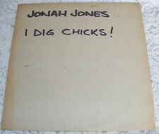 Jonah Jones   Quartet   I   Dig   Chicks !  1959   Vinyl   LP  Record   MFP 1035