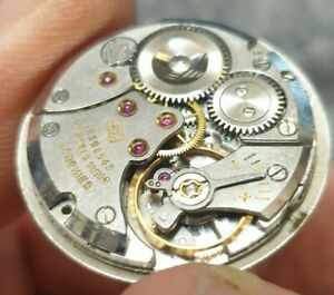 Working Longines Cal. 280 Movement and Jamboree Case