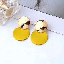 1 Pair Acrylic Leopard Print Drop Dangle Earrings Hoop Earrings Women Jewelry