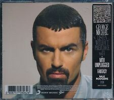 George Michael Listen Without Prejudice Vol.1 MTV Unplugged CD NEW