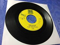 """THE BEATLES (7"""") LOVE ME DO / P.S. I LOVE YOU [US 1964 TOLLIE T-9008 **60S BEAT]"""