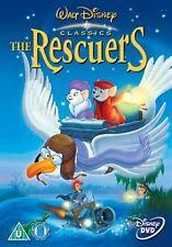 DVD:THE RESCUERS - NEW Region 2 UK